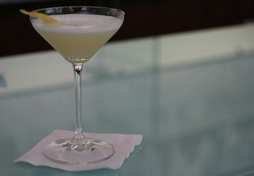 """Trois' signature cocktail: """"The Trois"""""""