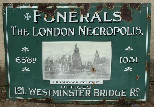 The London Necropolis by The Room In The Roof