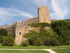 Ninfa castle