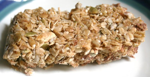 Whole Grain Granola Bars