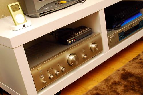 New Amplifier Denon PMA-390AE