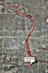 10 Miles in Des Moines