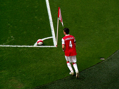 Cesc Bomb (namielus) Tags: london football highbury arsenal ashburtongrove emiratesstadium arsenalfc arsenewenger francescfabregas cescfabregas minoltadimagez3