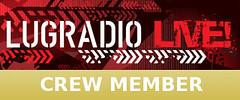 LUG Radio Live Logo