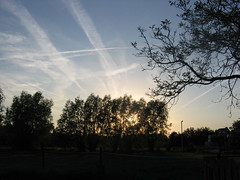Sunset 29/04