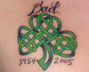 My memorial Tattoo My dad was