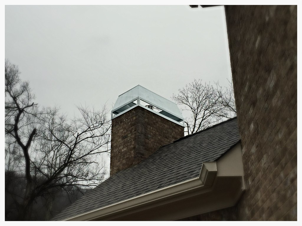 Custom Chimney Shroud, Ooltewah, Tn.