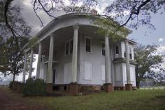 (farenough) Tags: abandoned ga georgia south old rural rurex decay wander explore memory photo history house home plantation farm