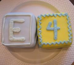 E4's baby shower