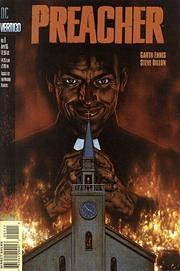 Vertigo Comics Predicador