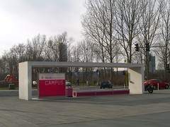 T-Mobile Headquarters in Bonn Germany
