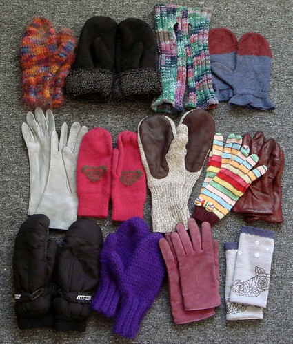 Mitten and Glove Collection
