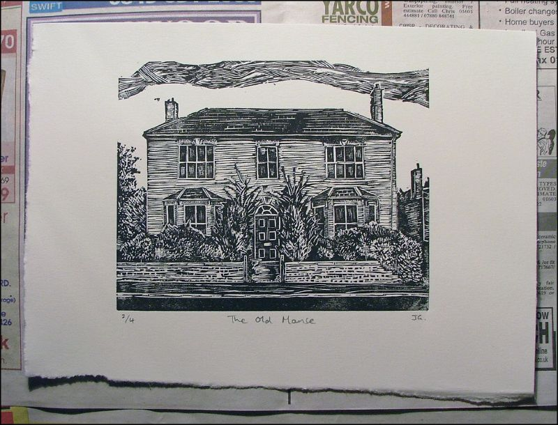 'Final House Print' - spoonergregory on Flickr