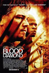 Cartaz Blood Diamond