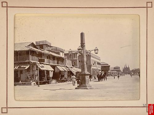 Clerk Street, Suddar Bazaar