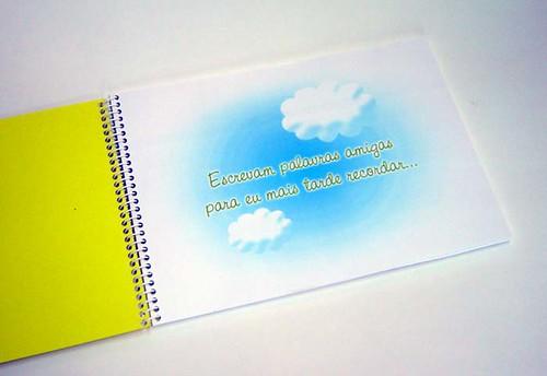 Livro de Honra - Tema A Quinta