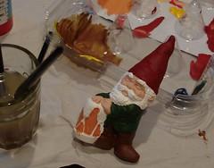 Bach Gnome - Monsieur Poulain (thelmacl) Tags: gnome amelie enano thelma enanodejardín