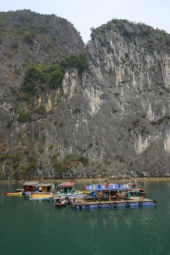 Halong Bay, Northeastern Vietnam.