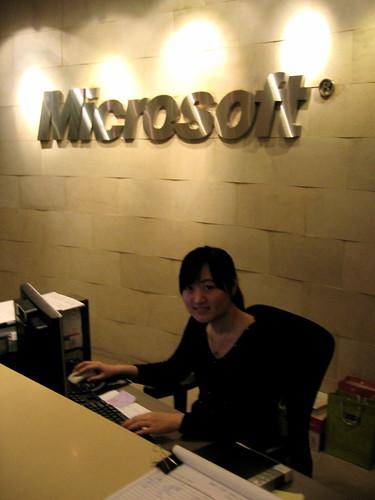 Microsoft Girl