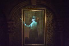Haunted Duelist (FrogMiller) Tags: disneyland haunted mansion anaheim dlr themepark nos hauntedmansion neworleanssquare themeparks disneylandresort