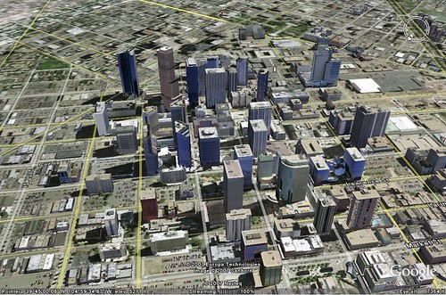 Google Earth Denver 2