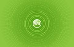 wiimote circle - green