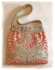 recycling bag (fantazya fantazies) Tags: fashion bag handmade purse recycling trashion