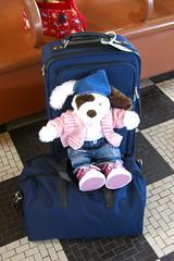 Jo's ready to go!