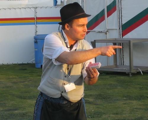 Shawn Greer • Magician