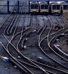 LIRR tracks