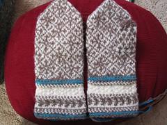 Maimu's mittens