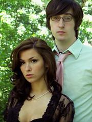 Kristin Messina and Dickie Haydon