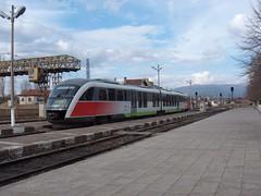 New Train / Нов влак