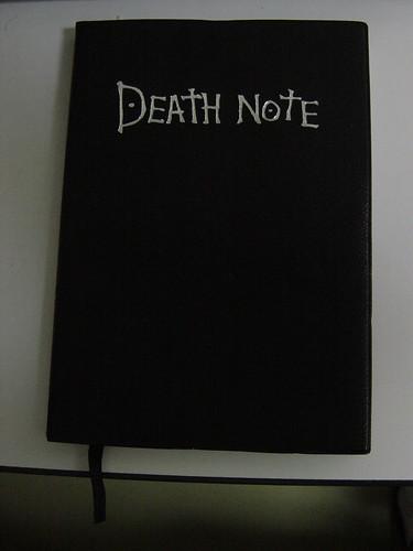 Reglas De La Death Note