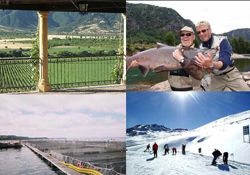 Cambio Climatico en Chile