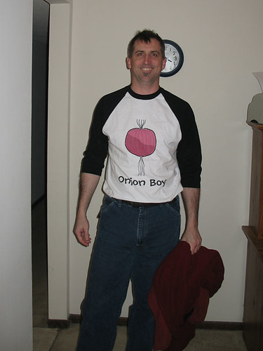 Onion Boy - Cornstalker