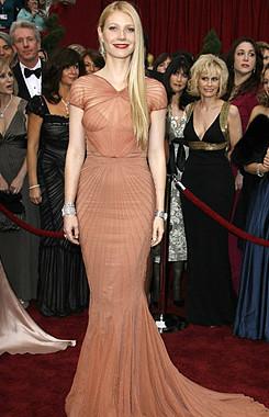 Oscar con Gwyneth Paltrow
