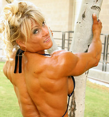 michele backattack (amproshoot) Tags: favorite woman sexy girl sex female back model muscle muscular ripped favorites 11 babe massive strong delts bodybuilder flex fitness comments fit powerlifter femalebodybuilder fbb 4125 muscularity musclebabe