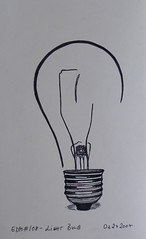 EDM #108 - Draw a light bulb
