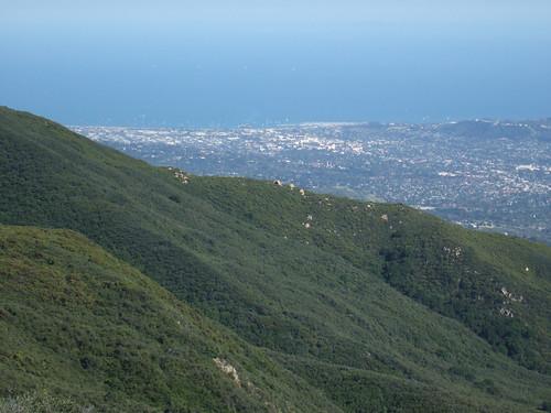 East Camino Cielo Road