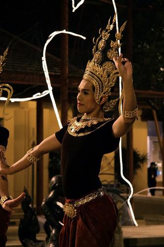Danza y cultura en el Siam Niramit