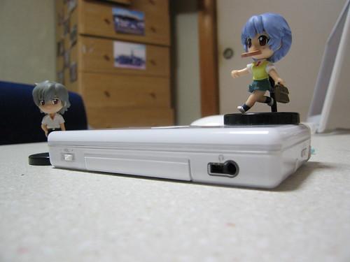 Rei-Rei and Kaoru