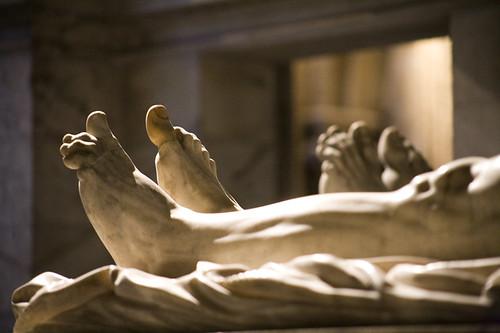 Tomb Detail Francois I