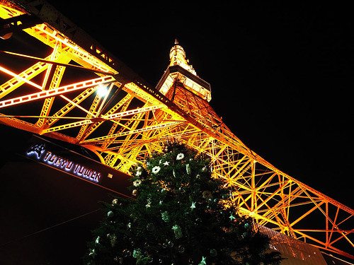The Tokyo Tower 1