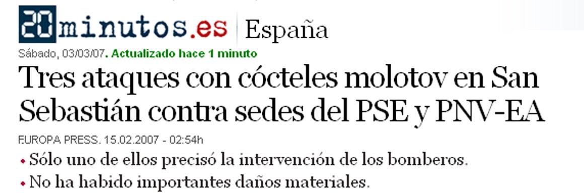 Ataque Euskadi
