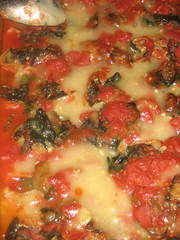 A tray of Baked Stuffed Shells