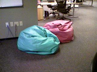Flickr-like Eventful beanbags