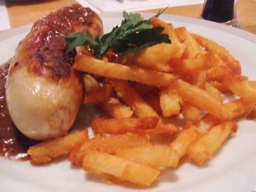 Bianca's - St. Galler Bratwurst
