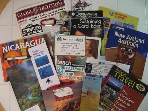 Travel Brochures