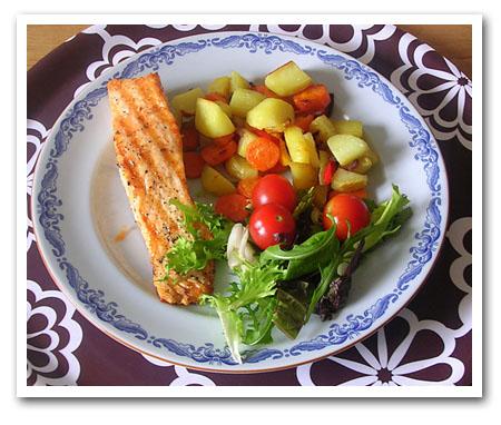 laxmedugnsgrönsaker